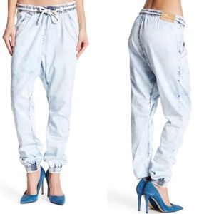 One by One Teaspoon Super Trackie Anarchy Jogger